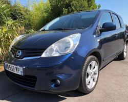 NISSAN NOTE 1.5 DCI 86CH ACENTA