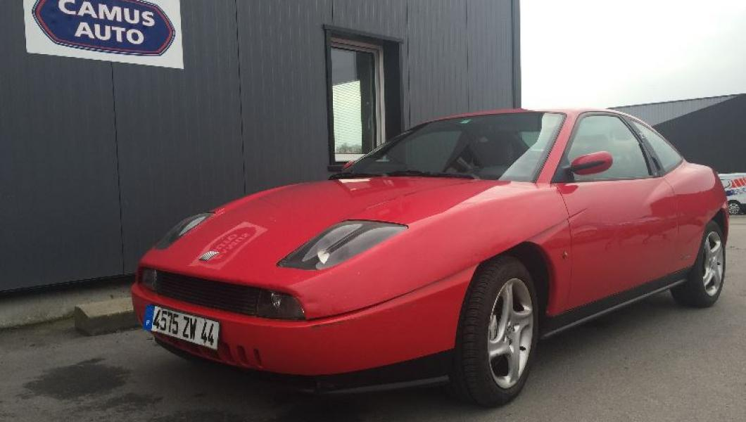 FIAT COUPE 2.0 20V TURBO 220